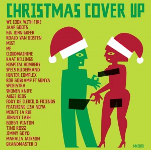 various artists - christmas cover up outside front