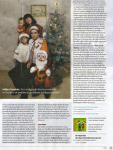 vpro gids article: various artists - christmas cover up