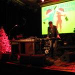 pics: christmas cover up presentation, paradiso, amsterdam - december 24 2010