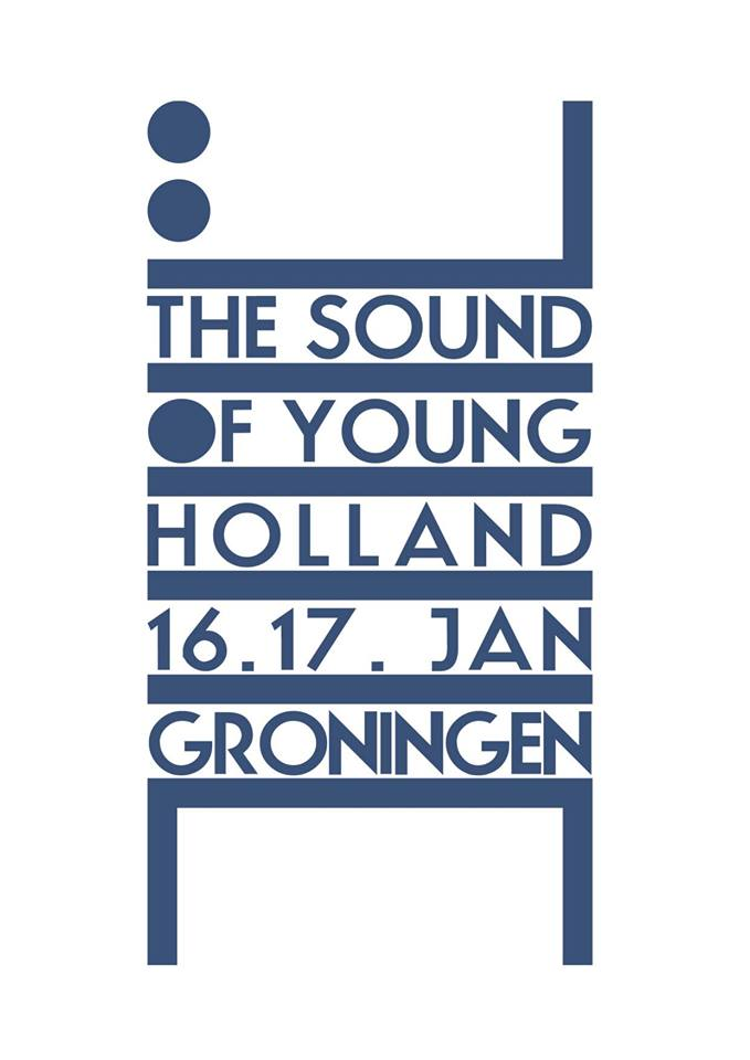 flyer: the sound of young holland ii, o'ceallaigh irish pub, groningen - january 17 2014