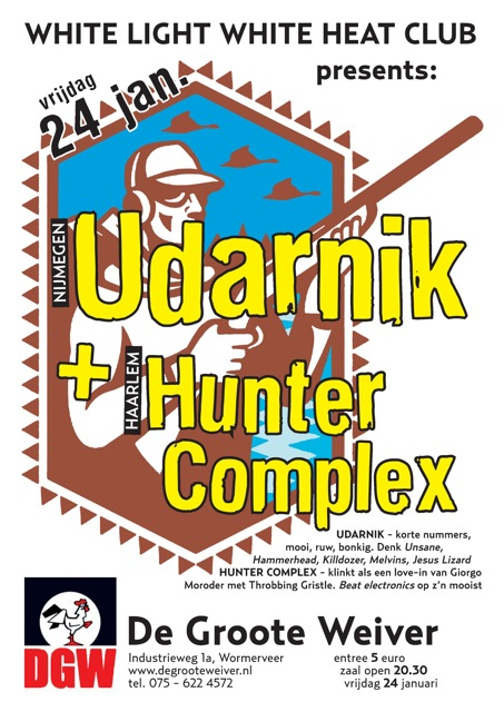 flyer-hunter-complex-de-groote-weiver-wormerveer-january-24-2014
