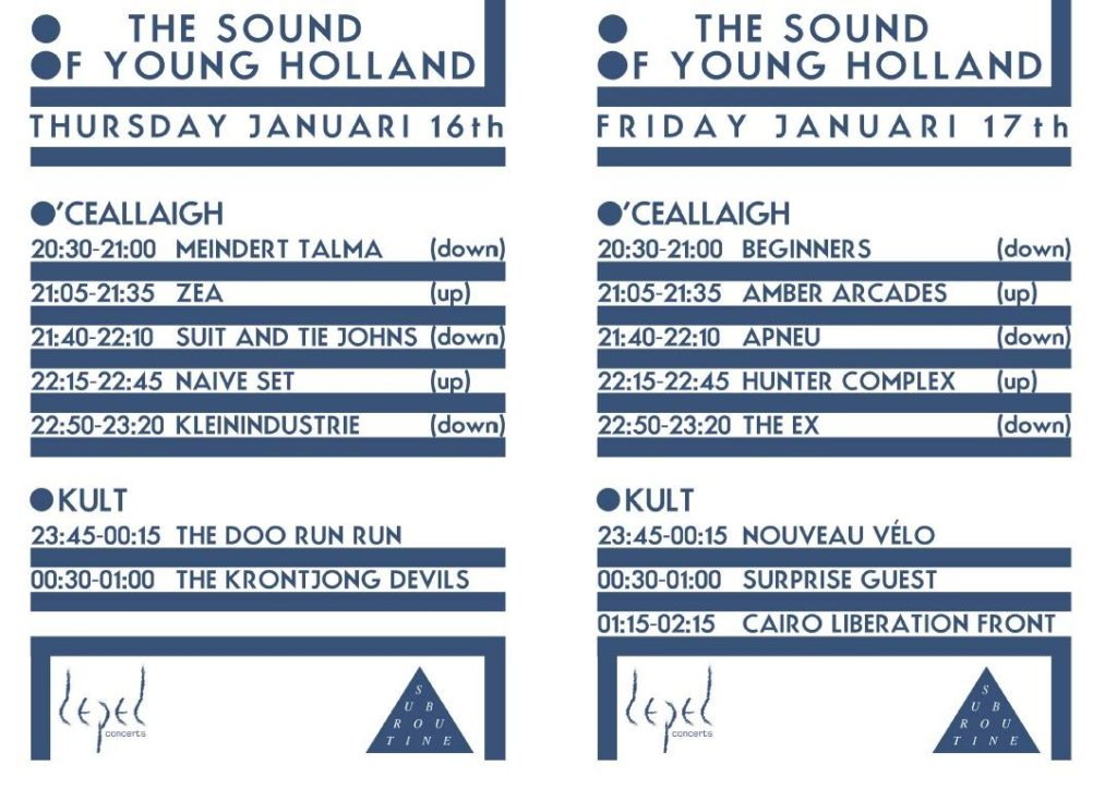 timetable-the-sound-of-young-holland-ii-o-ceallaigh-irish-pub-groningen-january-17-2014