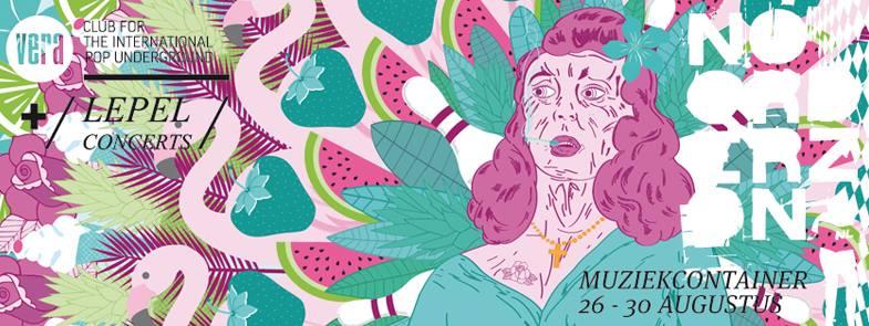 flyer-hunter-complex-vera-op-noorderzon-ism-lepel-concerts-groningen-august-26-2014