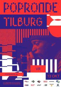 flyer: popronde, sounds, tilburg - october 13 2017
