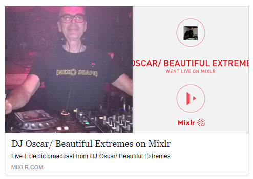 beautiful extremes by oscar smit (featuring the quiet)