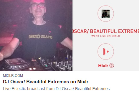 beautiful extremes by oscar smit (featuring hunter complex remix of i never came up for air by alone in the woods)