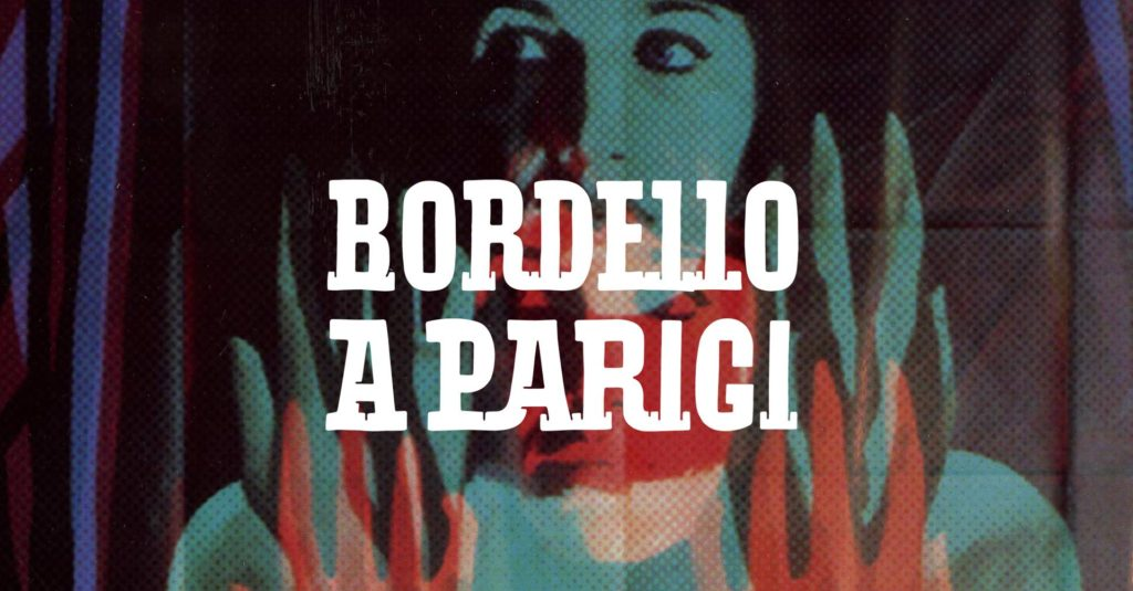 flyer: bordello a parigi, ot301, amsterdam - may 23 2019