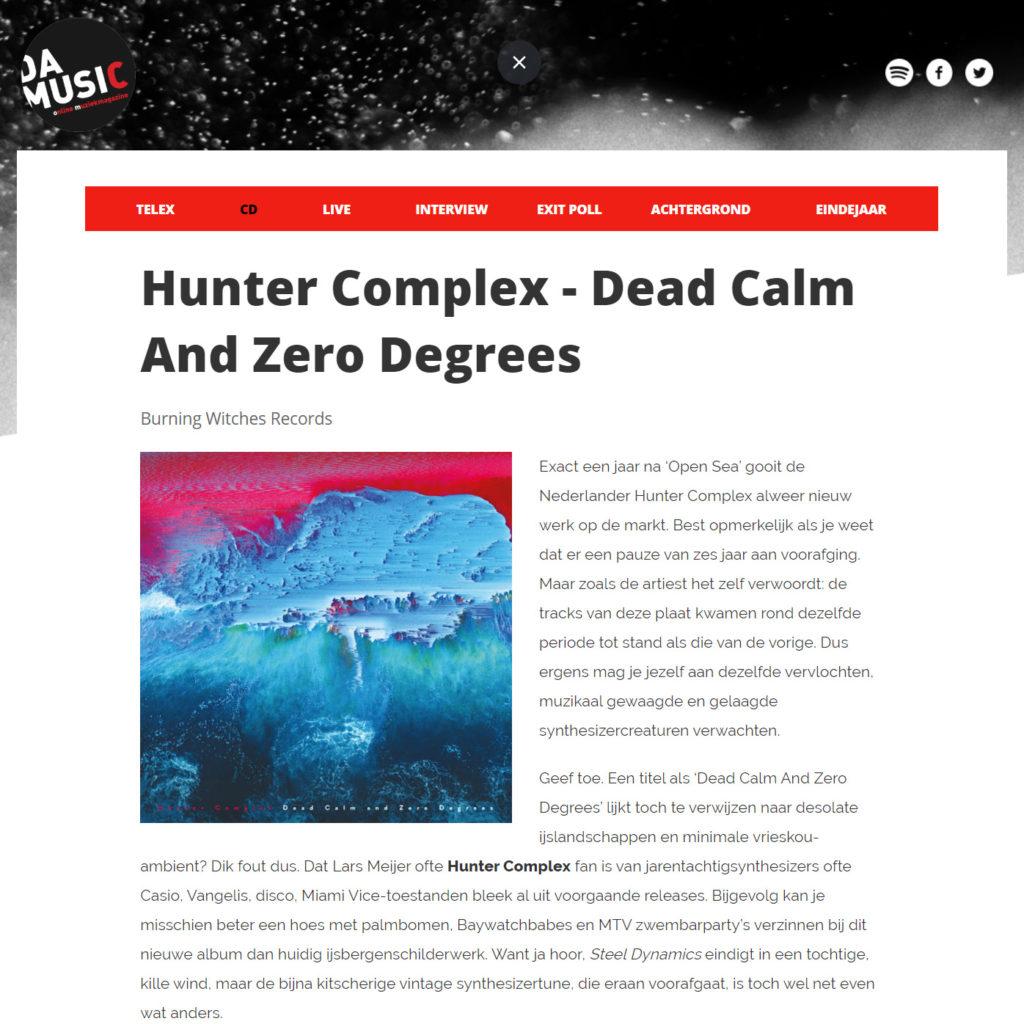 hunter-complex-dead-calm-and-zero-degrees-damusic-25-march-2020