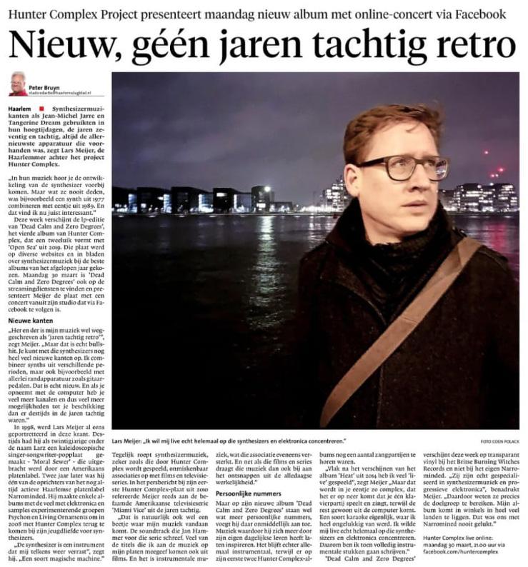 hunter-complex-haarlems-dagblad-28-march-2020