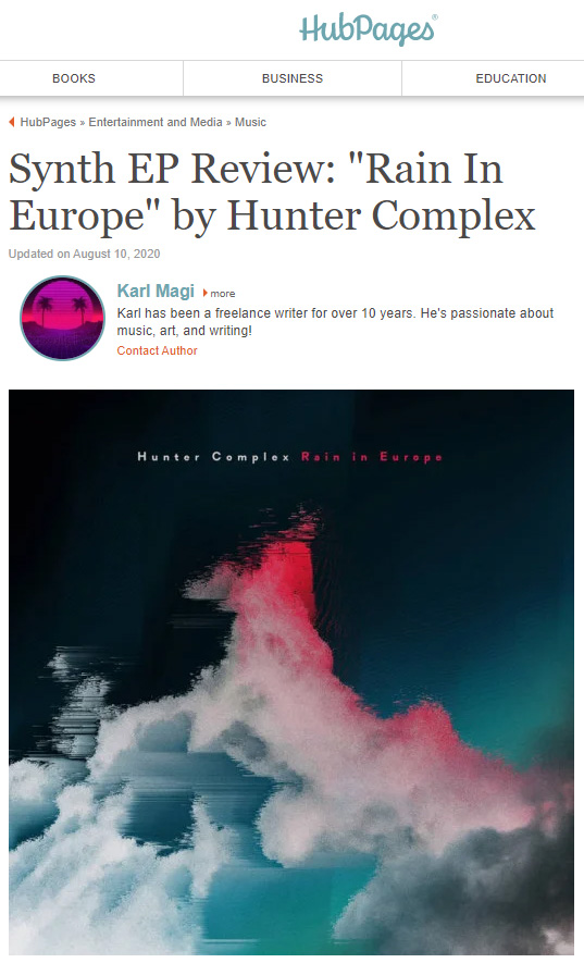 hunter-complex-rain-in-europe-karl-magi-hubpages-10-august-2020